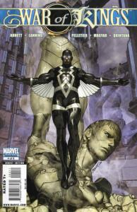 War of Kings #4 VF/NM; Marvel   save on shipping - details inside
