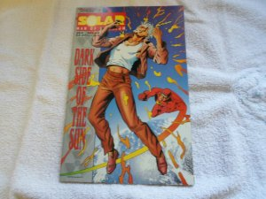 1994 SOLAR MAN OF THE ATOM . # 40
