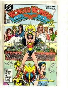 Wonder Woman # 1 NM DC Comic Book George Perez Batman Superman Flash Arrow HJ9