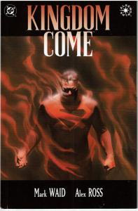 Kingdom Come #4, 9.0 or Better (2)