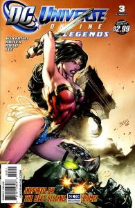 DC Universe Online Legends #3 VF/NM; DC | save on shipping - details inside