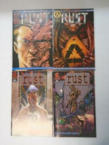 Rust Now Comics comic lot 25 different issues (1987) 8.0/VF