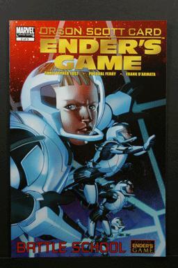 Ender's Game #2 Orson Scott Card Feb 2009