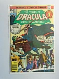 Tomb of Dracula #51 1st Series 6.0 FN (1976)