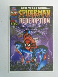 Spider-Man Redemption #1 6.0 FN (1996)