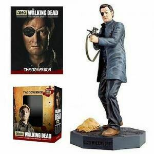 The Walking Dead Collector's Models Figure #4 The Governer (Eaglemoss) - New!