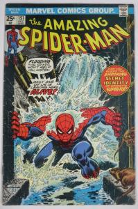AMAZING SPIDER-MAN  #151 (Marvel,12/1975) VERY GOOD PLUS(VG+)Clone! Wein & Andru