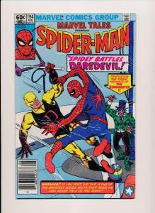 MARVEL TALES SPIDER-MAN #154 1983  VERY GOOD/FINE  (SRU613)