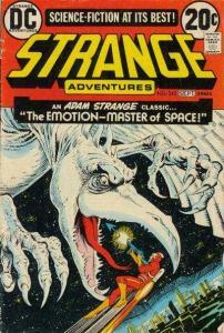 Strange Adventures (1950 series) #243, VF- (Stock photo)