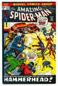 Amazing Spider-Man #114 1972-DOCTOR OCTOPUS -Hammerhead VF-