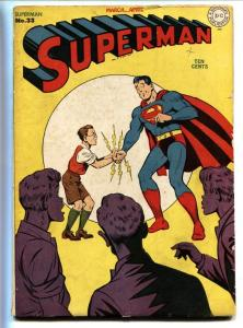 Superman #33 1945-DC-Lois Lane-Golden-Age-VG+