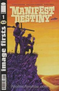Manifest Destiny #1 (2nd) FN; Image   save on shipping - details inside
