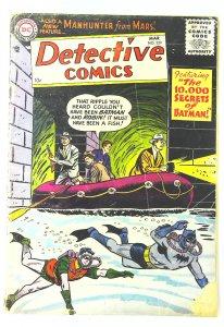 Detective Comics (1937 series) #229, Good (Actual scan)