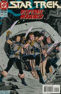 Star Trek (4th Series) #54 VF/NM; DC | save on shipping - details inside
