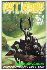 LOST WORLDS of FANTASY #6 Limited, NM, Mike Hoffman, 2003, more in our store