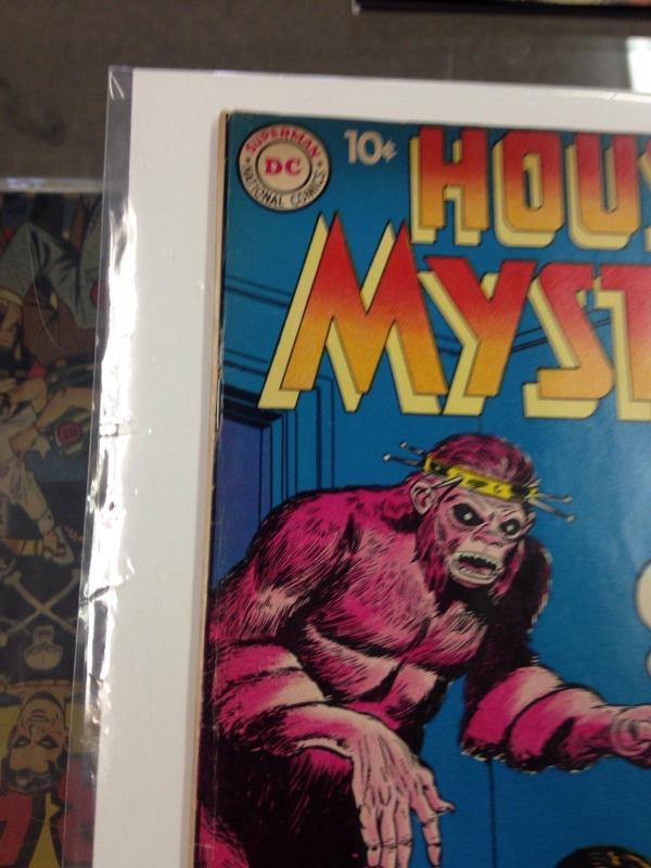 House of Mystery 105 VG/FN Great early DC Mystery