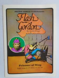 Flash Gordon SC (Pacific Comics Club Presents) #2-1ST, 7.0 (1981)