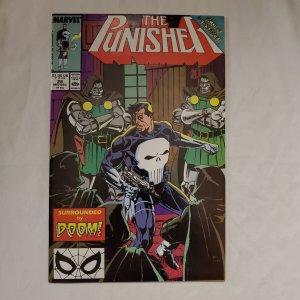 Punisher 28 Near Mint Cover art by Bill Reinhold