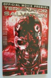 Terminator Salvation Movie Prequel #1 A 8.0 VF (2009)