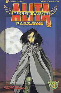 Battle Angel Alita Part 5 #3 FN; Viz | save on shipping - details inside