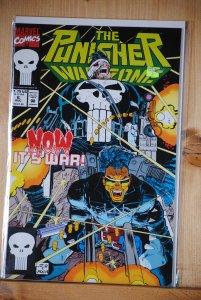 The Punisher: War Zone #6 (1992)