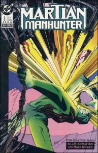 DC MARTIAN MANHUNTER (1988 Series) #3 NM