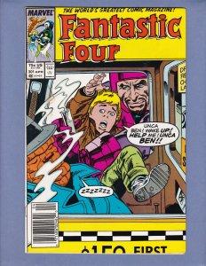 Fantastic Four #301 FN Marvel 1987