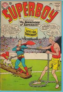 Superboy 110 Jan 1964 VG (4.0)
