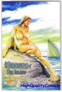 BEAUTIES & BEASTS 2, NM, Budd Root, Cavewoman, Limited, 2007, COA, Dinosaurs