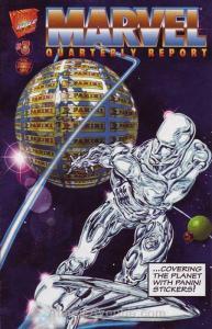 Marvel Quarterly Report, The (Vol. 5) #3 VF/NM; Marvel | save on shipping - deta