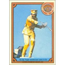 1978 Donruss Sgt. Pepper's THE SGT. PEPPER WEATHERVANE COMES TO LIFE #37