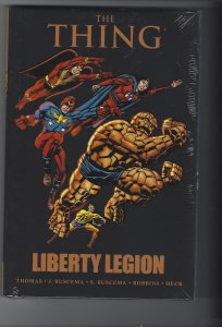 The THING: Liberty Legion  HARDCOVER