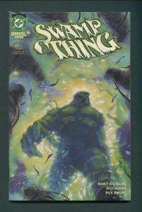 Swamp Thing Annual #6  (2nd Series)  9.0 VFN/NM  1991