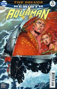 Aquaman (8th Series) #15 VF/NM; DC   save on shipping - details inside