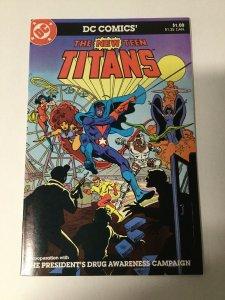 New Teen Titans Nm- Near Mint- 9.2 Dc