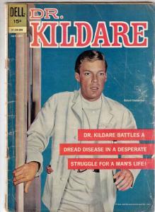 Dr. Kildare #2 (Jul-62) GD Affordable-Grade Dr. Kildare