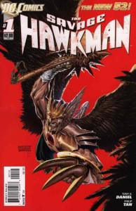 Savage Hawkman, The #1 (2nd) VF/NM; DC | save on shipping - details inside