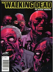 WALKING DEAD MAGAZINE #3, NM, Zombies, Horror, Kirkman, 2012, more TWD in store