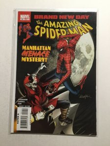 Amazing Spider-Man 561 Near Mint Nm Marvel