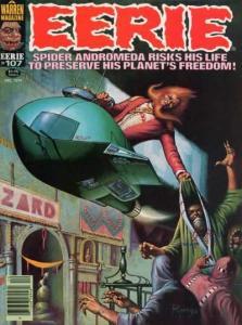 Eerie (1965 series) #107, NM- (Stock photo)