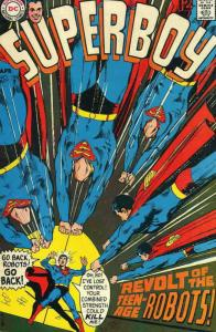 Superboy (1st Series) #155 VG; DC | low grade comic - save on shipping - details