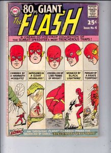 Eighty Page Giant #4 (Oct-64) VG/FN Mid-Grade The Flash