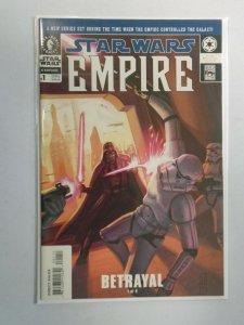 Star Wars Empire #1 NM (2002 Dark Horse)