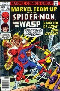 Marvel Team-Up (1972 series) #60, Fine- (Stock photo)