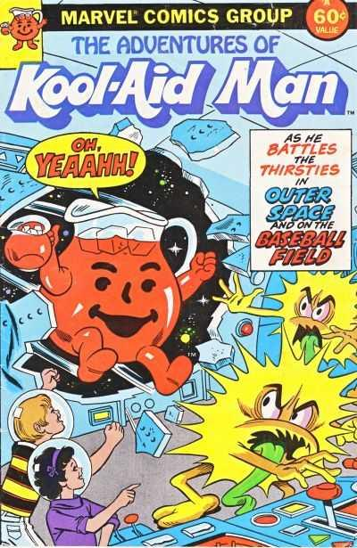 Adventures of Kool-Aid Man (1983 series) #1, Fine+ (Stock photo)