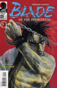 Blade of the Immortal #115 FN; Dark Horse | save on shipping - details inside