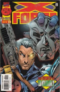 X-Force #63 (1997)