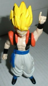 Gogeta Dragon Ball Z action figure 1989