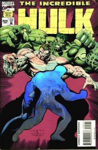 Incredible Hulk (1968 series) #425, VF+ (Stock photo)