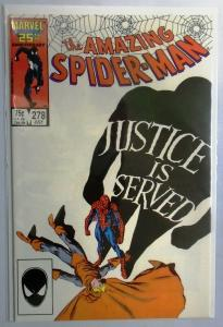 Amazing Spider-Man (1st Series) #278, Direct Edition 8.0/VF (1986)